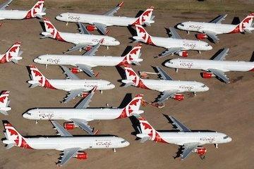 کروناویروس چه تاثیراتی بر سفرهای هوایی کانادا گذاشته است ؟