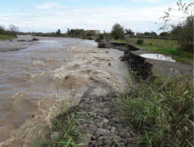 احتمال وقوع سیلاب ناگهانی در مناطق کوهستانی و شیبدار استان وجود دارد