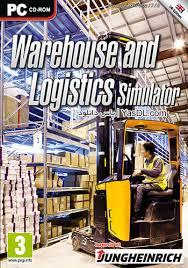 دانلود بازی Warehouse and Logistic Simulator برای PC
