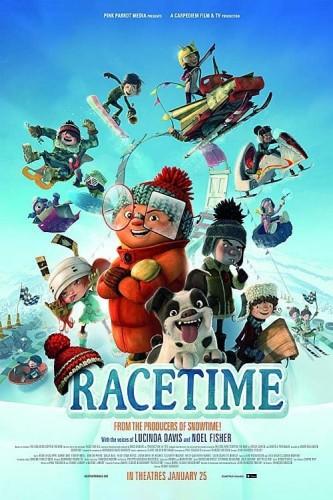 دانلود انیمیشن Racetime 2018