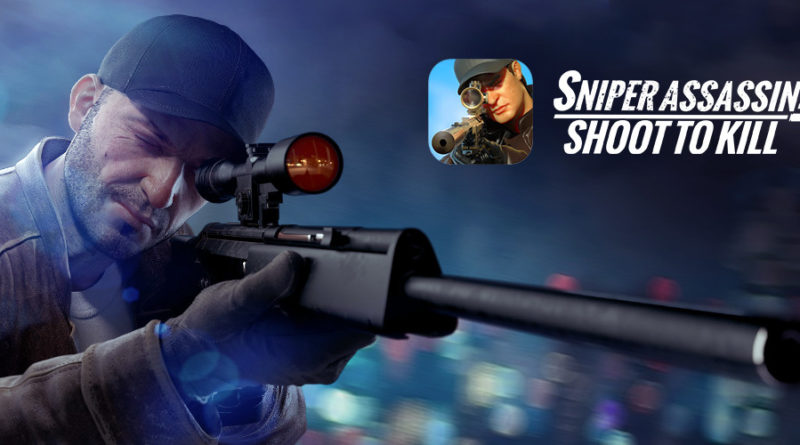 دانلود بازی تک تیرانداز سه بعدی  Sniper 3D Assassin 3.14.1 + Hack + Mod (آخرین نسخه)