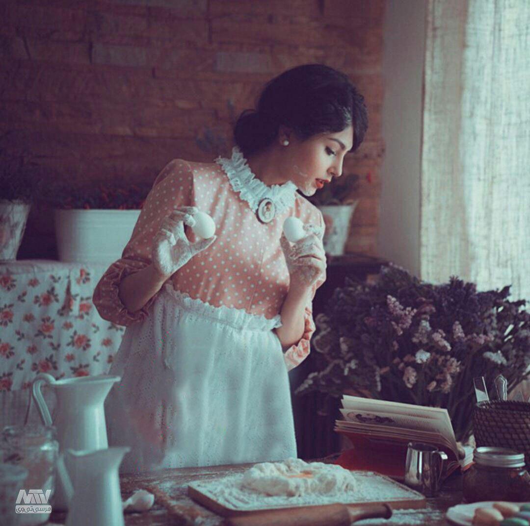 عکس زیبا زن