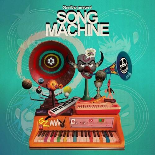 دانلود آهنگ Gorillaz - Song Machine: Pac-Man (feat. ScHoolboy Q)