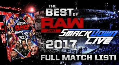 ویرایش: Best of RAW & SmackDown 2017