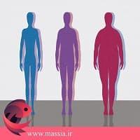 درمان و جلوگیری از چاقی در وب سایت ماسیا
