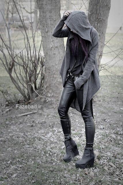 مدل لباس خفن دخترونه | تیپ فازسنگین  دخترونه | تیپ لش دخترونه 97 | تیپ دخترونه