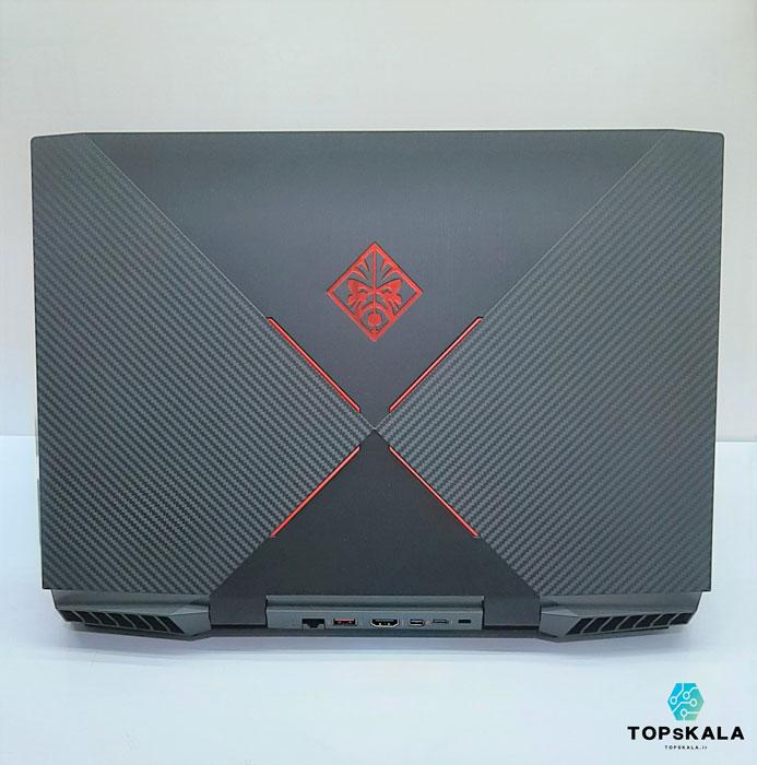 لپ تاپ استوک اچ پی مدل HP OMEN Gaming 15X با مشخصات CPU Core i7 9750H-RAM 16GB DDR4-HARD 512GB or 128GB SDD and 1TB HDD-GPU 6GB nVidia GTX 1660 - تاپس کالا - laptop-stock-HP-model-Omen-gaming-15X-CPU-Core-i7-9750H-RAM-16GB-DDR4-HARD-512GB-or-128GB-SDD-and-1TB-HDD-GPU-6GB-nVidia-GTX-1660