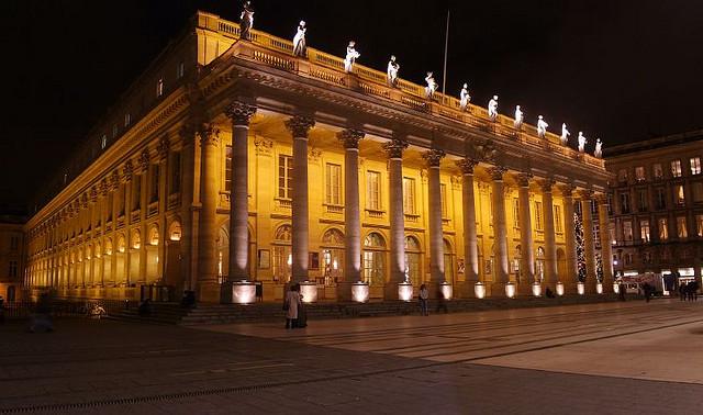 تئاتر بزرگ بوردو :