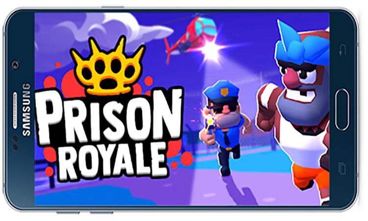 دانلود بازی اندروید Prison Royale