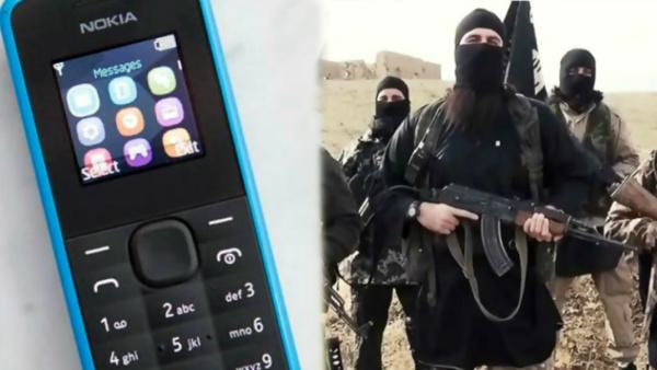 Nokia 105 ؛ موبایل مورد علاقه تروریست های داعش!