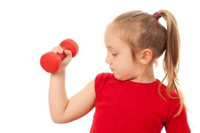 کودک چقدر بايد ورزش کند؟