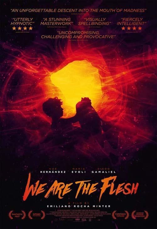دانلود فیلم We Are the Flesh 2016