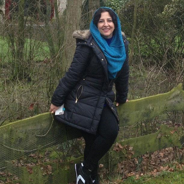 عکسهای جدید مرجانه گلچین در خرداد 94