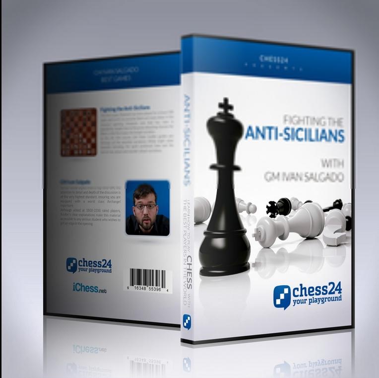 شروع بازی شطرنج ضد سیسلی ها Fighting the Anti-Sicilians – GM Ivan Salgado