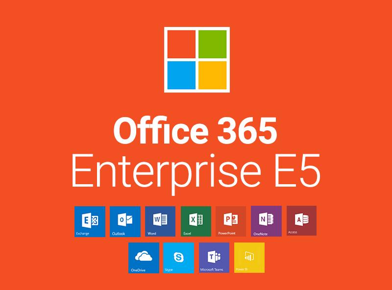 مایکروسافت 365 E5