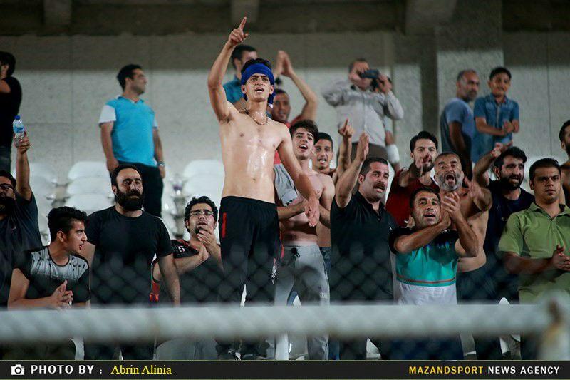 اتفاقات تلخ دیدار خونهبهخونه و شاهین؛ مخدوش شدن چهره فوتبال مازندران