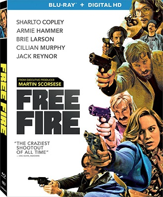 دانلود دوبله فارسی فیلم شلیک آزاد Free Fire 2016