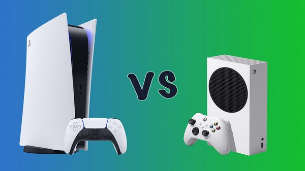 xbox series s VS ps5