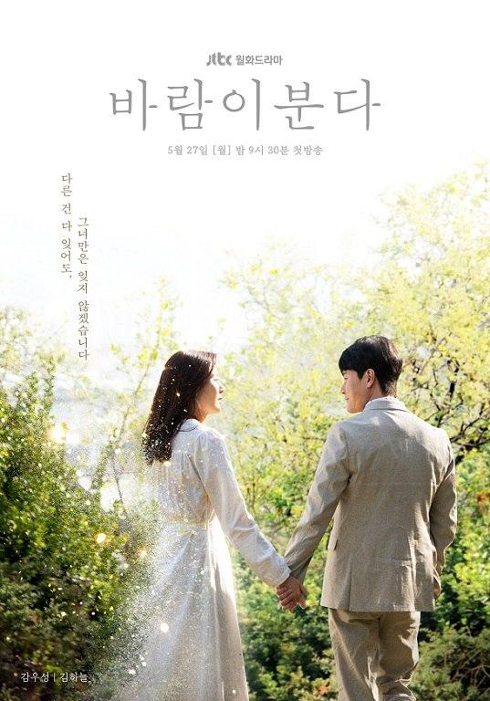 دانلود سریال کره ای وزش باد - The Wind Blows 2019 - با زیرنویس فارسی سریال