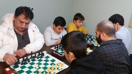 دومین دوره مسابقات ریتد شمیرانات