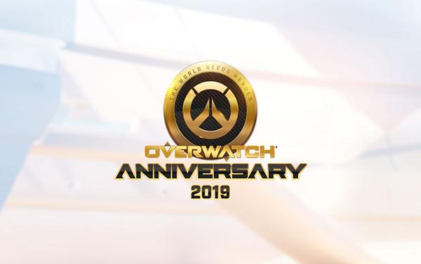 رویداد مربوط به سالگرد Overwatch هفتهی بعد شروع میشود