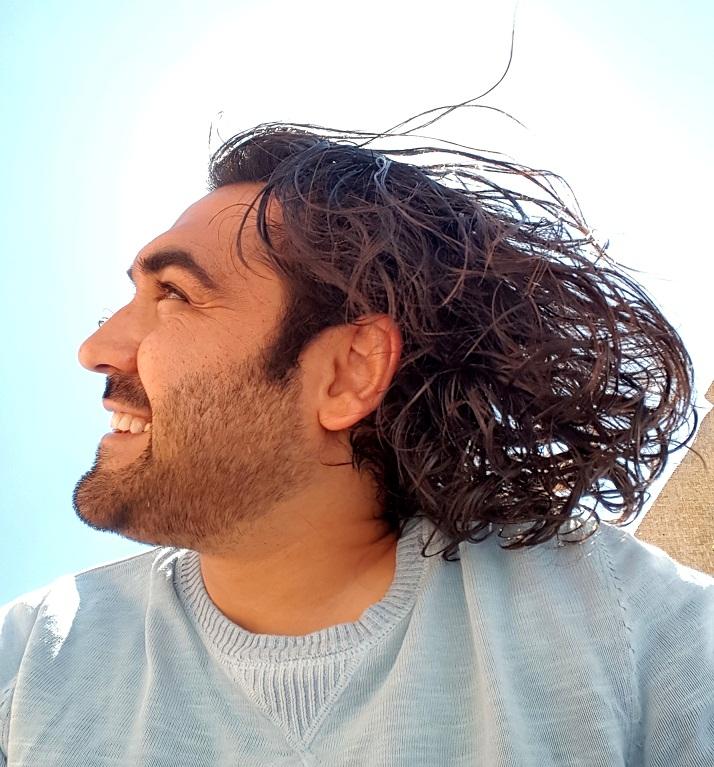 عکس جدید و بهاری احمد محمود امپرطور