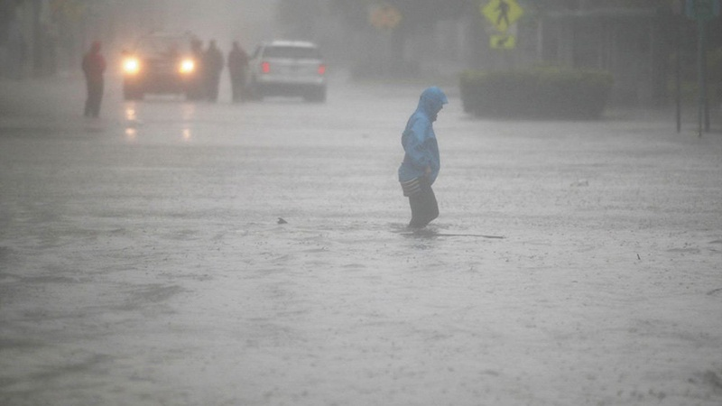 طوفان حاره ای عمان