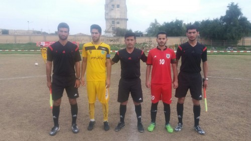 نتایج هفته نهم لیگ برتر جوانان خوزستان در فصل 94 / 95