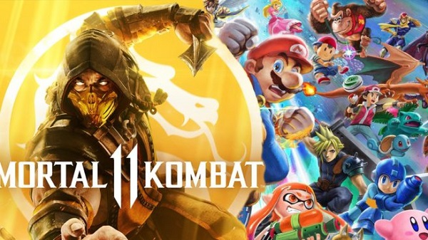 احتمال حضور شخصیت های Mortal Kombat در بازی Super Smash Bros