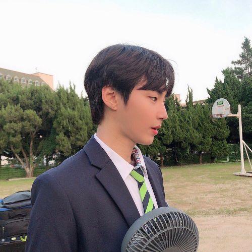 عکس های هوانگ این یوپ بازیگر کره ای 2021