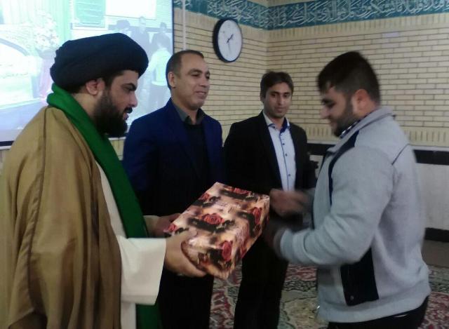 تجلیل-از-ورزشکار-نمونه-شهرستان-ملکشاهی