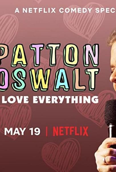 دانلود فیلم Patton Oswalt: I Love Everything 2020