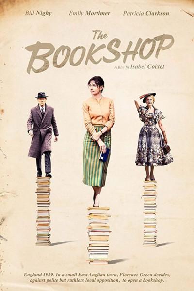 دانلود فیلم The Bookshop 2017