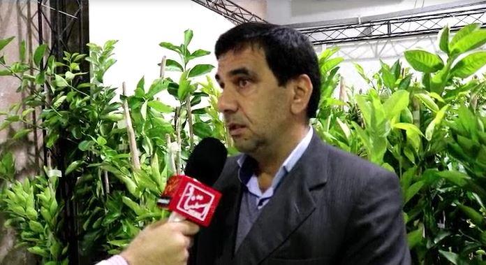 مجید جعفری مدیر جهاد کشاورزی قائمشهر