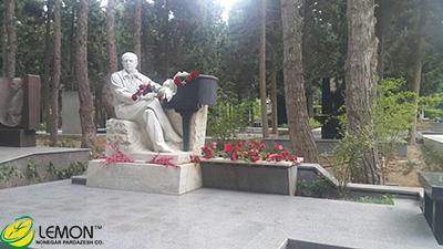 باغ فخریه باکو