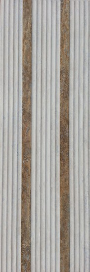 طرح گارنت سفید رستیک - کاشی پرشین - بازرگانی امین یزد