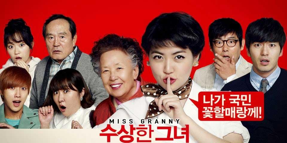 دانلود فیلم کره ای - Miss Granny 2014 - با زیرنویس فارسی فیلم از اورمیا