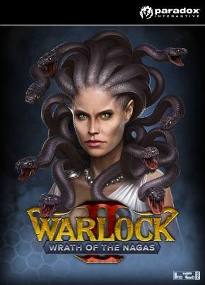 دانلود بازی Warlock 2 Wrath of the Nagas برای PC