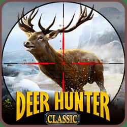 دانلود DEER HUNTER CLASSIC v3.14.0 - نسخه کلاسیک بازی شکارچی حیوانات اندروید + مود
