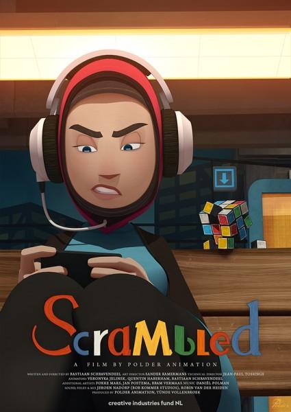 دانلود انیمیشن Scrambled 2017