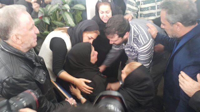 تشییع جنازه منصور پورحیدری | زمان و مکان خاکسپاری | عکس و فیلم