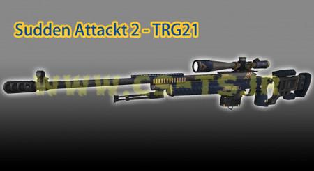 دانلود اسکین اسلحه ای trg21_sa2 awp برای کانتر سورس