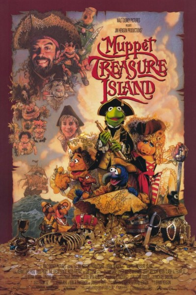 دانلود فیلم Muppet Treasure Island 1996