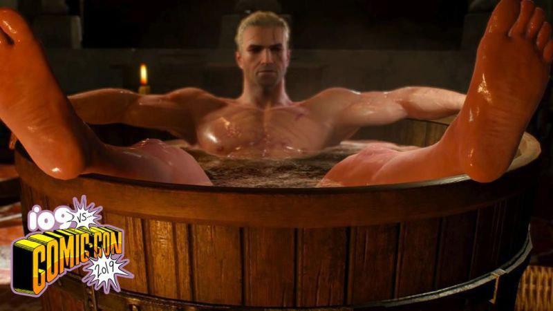 نترسید، در سریال The Witcher صحنه وان حمام را خواهیم دید