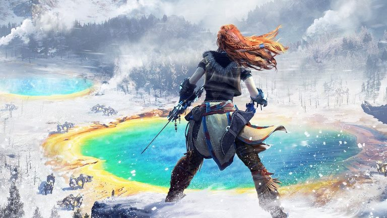 30 بازی داستانمحور PS4 که باید تجربه کنید HORIZON