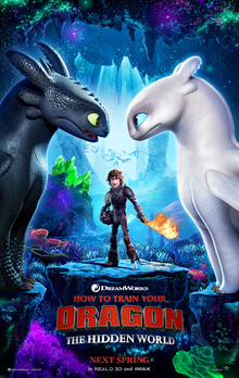 ‏دانلود فیلم How To Train Your Dragon 3 2019