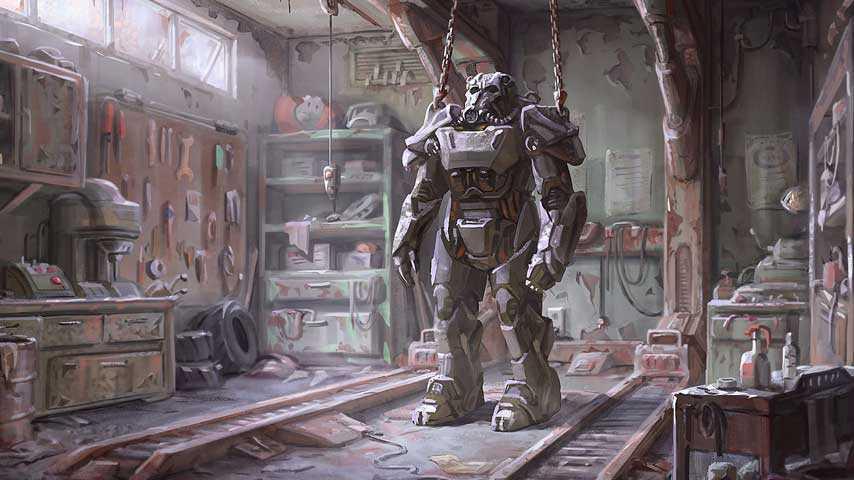 Fallout 4 در روز اول ۱٫۲ میلیون نسخه بر روی استیم فروخت!