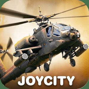 دانلود GunShip Battle Helicopter 3D 2.8.11 - بازی هلیکوپتر جنگی اندروید + مود