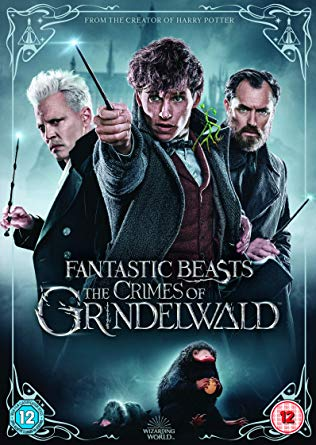‏فیلم  Fantastic Beasts: The Crimes of Grindelwald 2018