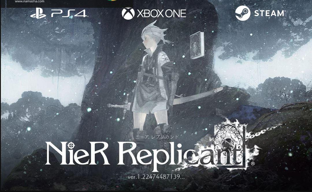نسخهی ریمستر بازی NieR Replicant به مناسبت ده سالگی این فرنچایز، معرفی شد.